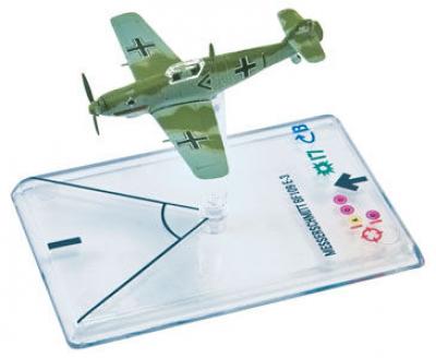 Wings of War: WW2 Airplane Pack - Messerschmitt Bf.109 E-3 (Molders)