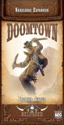 Doomtown: Reloaded – Frontier Justice Saddlebag