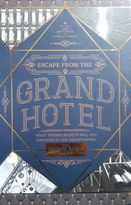 Escape from the Grand Hotel: The Escape Room Game