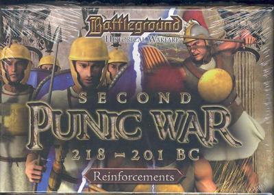 Battleground Historical Warfare: Second Punic War 218-201 BC Reinforcements
