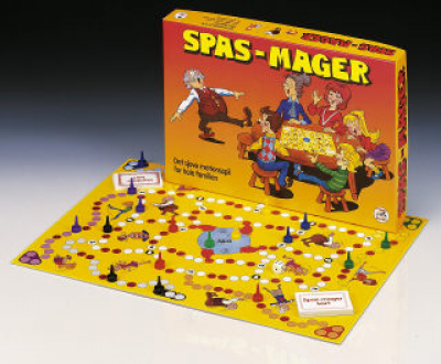 Spas-mager
