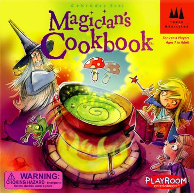 Magician's Cookbook