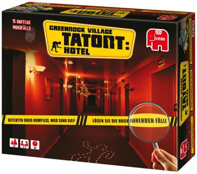 Greenrock Village - Tatort: Hotel