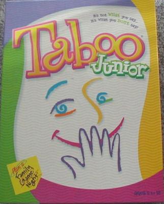 Taboo Junior