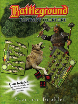 Battleground Fantasy Warfare: Scenario Booklet