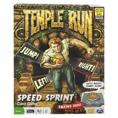 Temple Run: Speed Sprint Card Game
