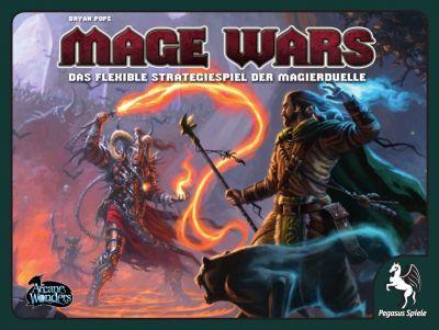 Mage Wars - Duell der Magier
