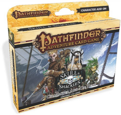 Pathfinder Adventure Card Game: Skull & Shackles - Character Add-On Deck