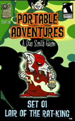Portable Adventures: Lair of the Rat-King