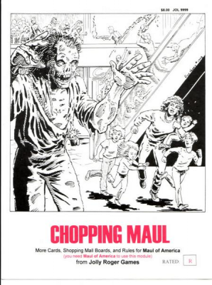 Chopping Maul
