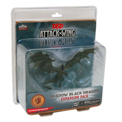 Dungeons & Dragons: Attack Wing – Black Shadow Dragon Expansion Pack