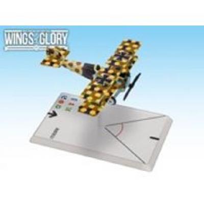 Wings of Glory: WW1 Airplane Pack - Aviatik D.I (Linke-Crawford)