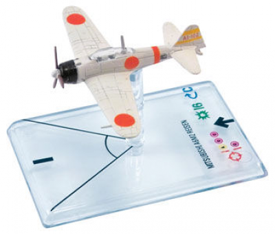 Wings of War: WW2 Airplane Pack - Mitsubishi A6M2 Reisen (Shindo)