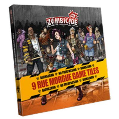 Zombicide Season 3: Rue Morgue Tile Pack