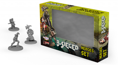 B-Sieged: Heroes Set 1