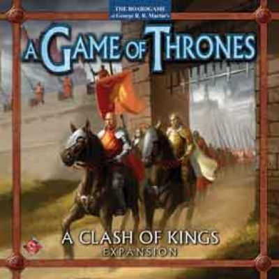 A Game of Thrones: A Clash of Kings Expansion