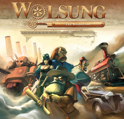 Wolsung: The Boardgame