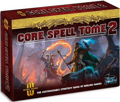 Mage Wars: Core Spell Tome 3