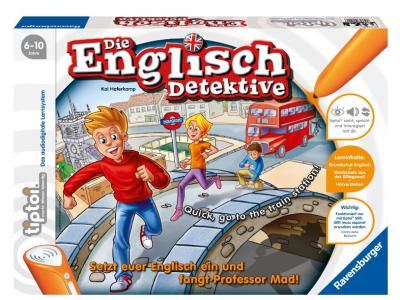 Die Englisch Detektive