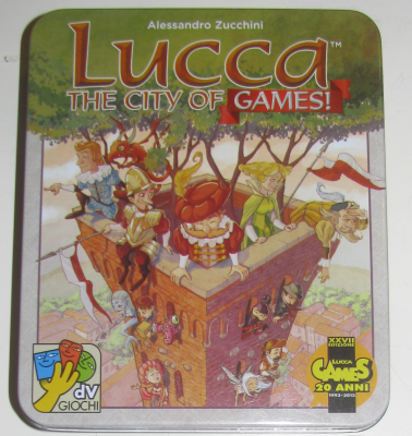Lucca the City of Games