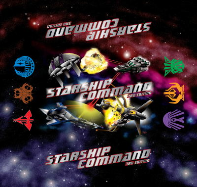 Starship Command (3rd Edition)