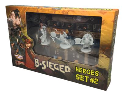 B-Sieged: Heroes Set 2