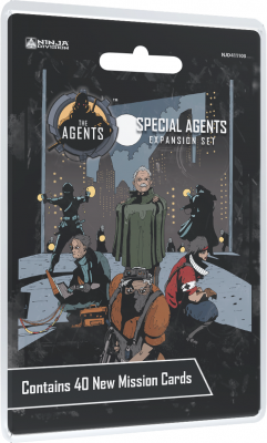 The Agents: Special Agents (second edition)