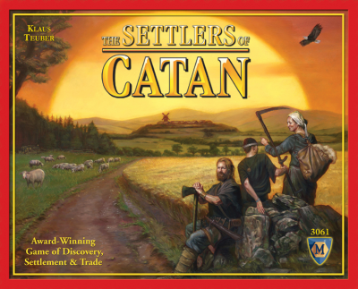 The Settlers of Catan - Anniversary Wood Edition