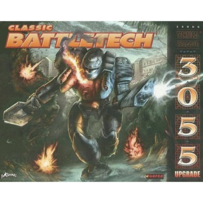 Classic BattleTech: Technical Readout 3055 Upgrade