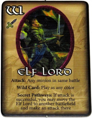 Defenders of the Realm: Battlefields – Elf Lord