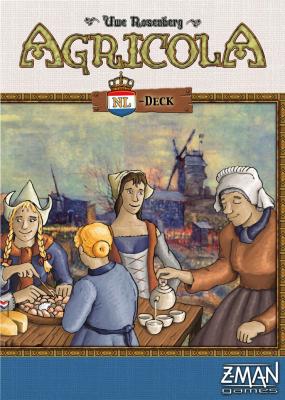 Agricola: NL-Deck