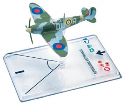 Wings of War: WW2 Airplane Pack - Supermarine Spitfire Mk.II (Vybral)