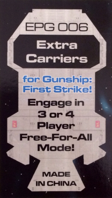 Gunship: Green and White Carriers