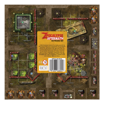 Zpocalypse: Military Tiles and Promotional Cards