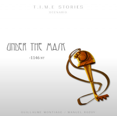 T.I.M.E Stories - Under the Mask