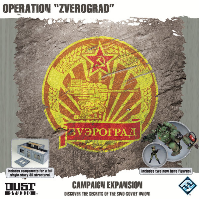 "Dust Tactics: Operation ""Zverograd"""