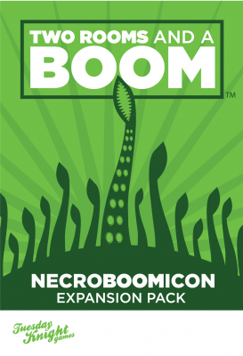 Two Rooms and a Boom: Necroboomicon Expansion Pack