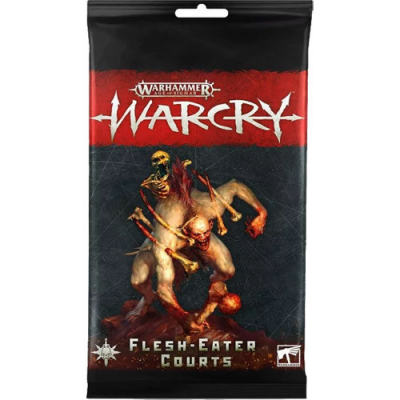 Warhammer Age of Sigmar: Warcry – Flesh-eater Courts Card Pack