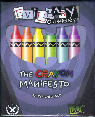 Evil Baby Orphanage: Crayon Manifesto