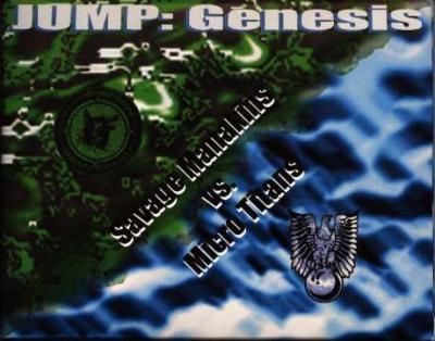 JUMP: Genesis Savage Manakins vs. Micro Titans