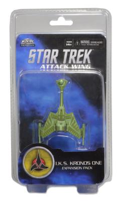 Star Trek: Attack Wing - I.K.S. Kronos One Expansion Pack