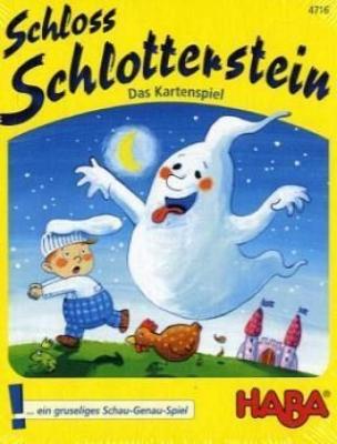 Schloss Schlotterstein: Das Kartenspiel
