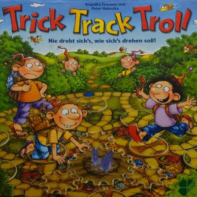 Trick Track Troll
