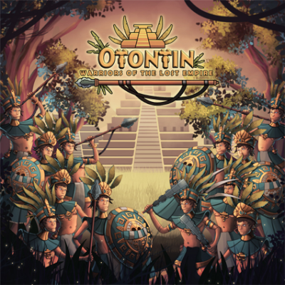 Otontin: Warriors of the Lost Empire