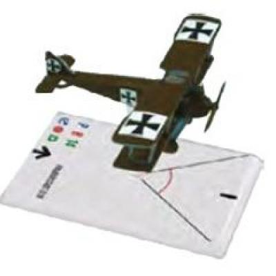 Wings of Glory: WW1 Airplane Pack - Halberstadt D.III (Luftstreitkräfte)