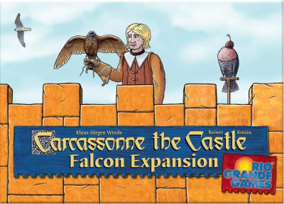 Carcassonne: The Castle – Falcon