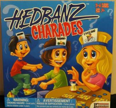 Hedbanz Charades