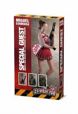 Zombicide Special Guest Box: Miguel Coimbra