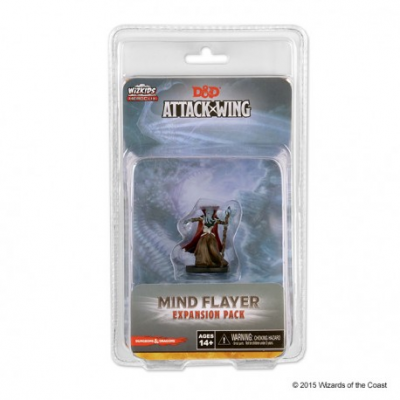 Dungeons & Dragons: Attack Wing – Mind Flayer Expansion Pack
