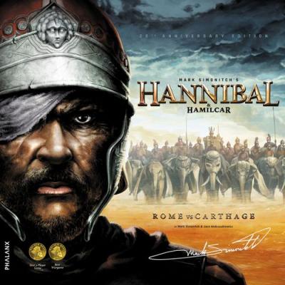 Aníbal y Amílcar - Roma contra Cartago (Edición 20 Aniversario)